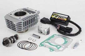 Takegawa Hyper e-Stage N20 143 cc Bore Up Tuning Kit mit FI-Controller Type-e f. Monkey 125