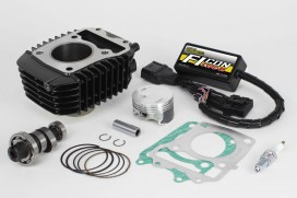 Takegawa Hyper e-Stage N15 143 cc Bore Up Tuning Kit mit FI-Controller Type-e f. MSX SF (LED)