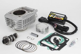 Takegawa Hyper S-Stage N15 181cc Bore Up Tuning Kit mit FI-Controller Type-e  f. Monkey 125