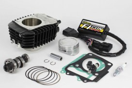 Takegawa Hyper S-Stage N20 181cc Bore Up Tuning Kit mit FI-Controller Type-e  f. MSX SF (LED)