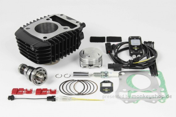 Takegawa Hyper e-Stage N15 143 cc Bore Up Tuning Kit mit FI-Controller 2 f. MSX SF (LED)