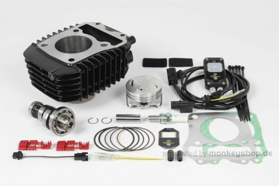 Takegawa Hyper e-Stage N15 143 cc Bore Up Tuning Kit mit FI-Controller 2 f. MSX