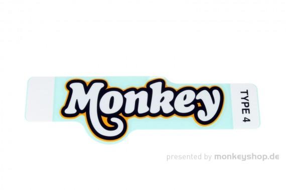 """Honda Aufkleber """"Monkey"""" f. Monkey 125"""