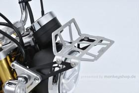 G-Craft Front Gepäckträger Aluminium CNC f. Monkey 125