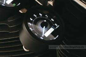Daytona Velona ø60 Drehzahlmesser 9000 RPM schwarz