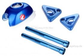 Honda Body Kit blau f. Monkey 125