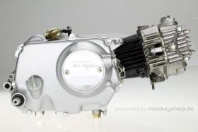 Honda Monkey 50 cc 12 Volt Motor wie neu 500km 4 Gang Handkupplung