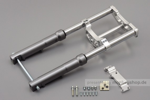 Daytona Vorderradgabel Kit Monkey 31 mm f. orig. Lenkerknochen