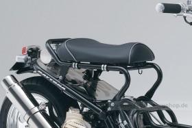 Daytona Rahmen Sitzbank Tieferlegung schwarz -50 mm f. Zoomer