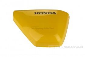 Honda Seitendeckel gelb f. Gorilla