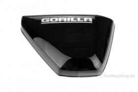 Honda Seitendeckel schwarz f. Gorilla