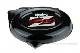 Honda Seitendeckel schwarz f. Monkey