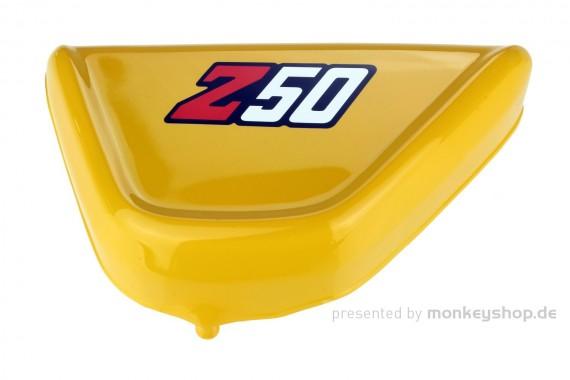 Honda Seitendeckel gelb f. Z50J1