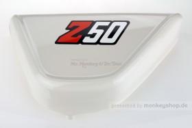 Honda Seitendeckel weiß f. Z50J1
