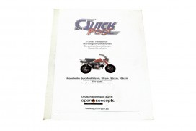 Fahrerhandbuch f. QuickFoot Monkey