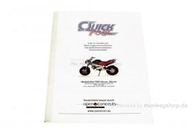 Fahrerhandbuch f. QuickFoot PBR