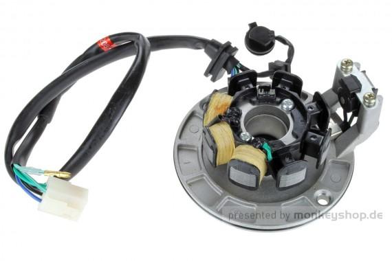 Daytona Zündung ohne Licht f. Anima 4V