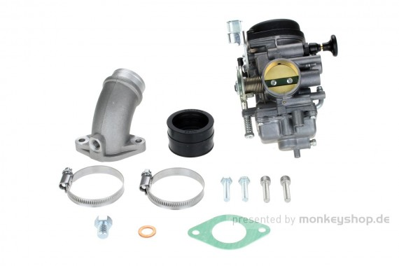 Daytona MV33 Membranvergaser Kit f. ANIMA 4V