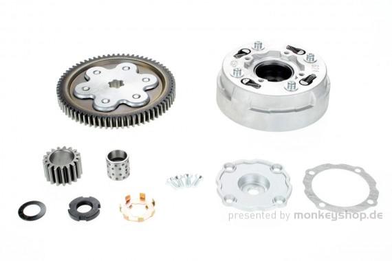 Kitaco verstärkte Kupplung + Primärantrieb f. Monkey 6V Dax 6V 12V Halbautomatik