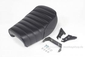 Takegawa Sitzbank Typ Tuck Roll Middle schwarz f. Monkey FI 50