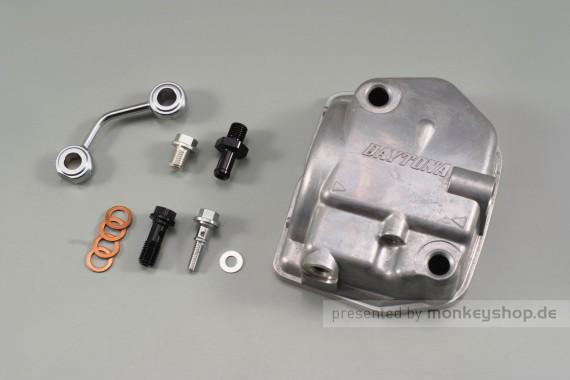 Daytona Zylinderkopf Deckel m. Öldusche f. CY50 XL50 CB50