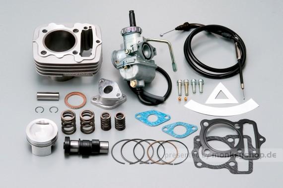 Daytona Hyper Bore Kit 80cc f. CY50 XL50 CB50
