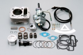 Daytona Hyper Bore Kit 80 cc f. CY50 XL50 CB50
