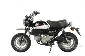 Honda Monkey 125 schwarz EZ 04/2019 1530km