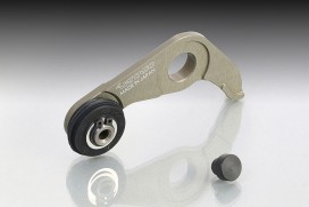 Kitaco verstärkter Aluminium Steuerkettenspanner f. MSX + Monkey 125