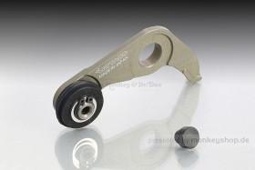 Kitaco verstärkter Aluminium Steuerkettenspanner f. MSX + Super Cub 125 + Monkey 125