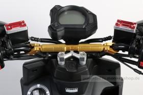 Kitaco Lenkerstrebe gold 175 - 225 mm ø22.2