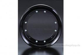 G-Craft 3.50x10 Felge Aluminium schwarz f. Dax
