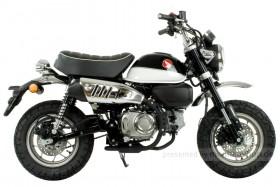 Honda Monkey 125 schwarz