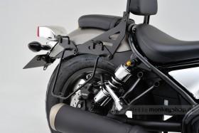 Daytona Taschenhalterung rechts schwarz f. Rebel 250 500
