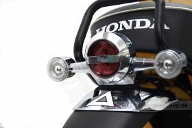 G-Craft Rücklicht Abdeckung Cover Aluminium f. Monkey 125
