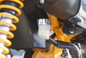 G-Craft Deckel Behälter Bremsflüssigkeit Aluminium f. Monkey 125
