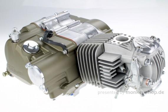Takegawa 124 cc Tuning Motor 4V 20 PS 5-Gang TAF Touring mit 130 W Licht