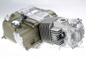 Takegawa 124 cc Tuning Motor 4V 19,5 PS 5-Gang TAF Touring mit 130 W Licht