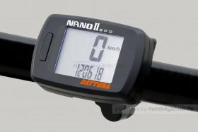 Daytona Nano 2 digitaler LCD Tachometer