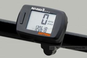 Daytona Nano 2 digitaler LCD Drehzahlmesser
