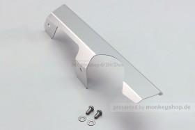 Kettenschutz Aluminium silber eloxiert f. Monkey 125