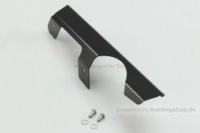 Kettenschutz Aluminium schwarz eloxiert f. Monkey 125