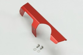 Kettenschutz Aluminium rot eloxiert f. Monkey 125