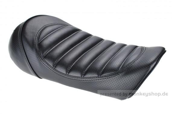 Sitzbank flach Typ Tuck Roll schwarz f. Monkey 125 Z125MA
