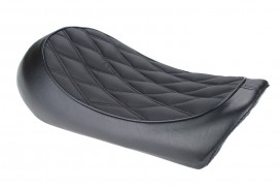 Sitzbank flach Typ Karo schwarz f. Monkey 125 Z125MA
