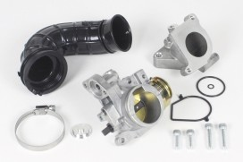 Takegawa Tuning Drosselklappe 34mm (Big Throttle Body) für 4-Valve (4V+R) Zylinderkopf Honda MSX