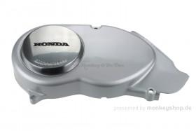 Honda Zündungsdeckel silber f. Z50A Z50J1 Dax Monkey 6 Volt