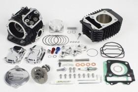 Takegawa Tuning Kit 181 cc 4-Valve (4V+R) Zylinderkopf f. Honda MSX