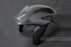 """TYGA Carbon Schutzblech vorn """"Sport Style"""" f. Monkey 125"""