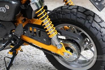 TYGA Carbon Kettenschutz f. Monkey 125